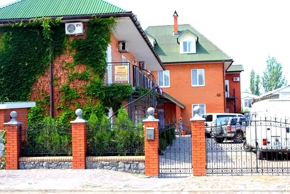 Мини-гостиница «Риф»
