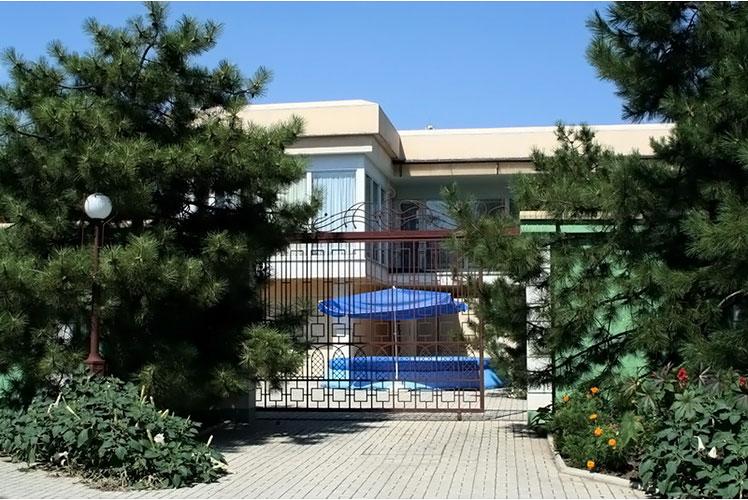 Отель «Мираж»