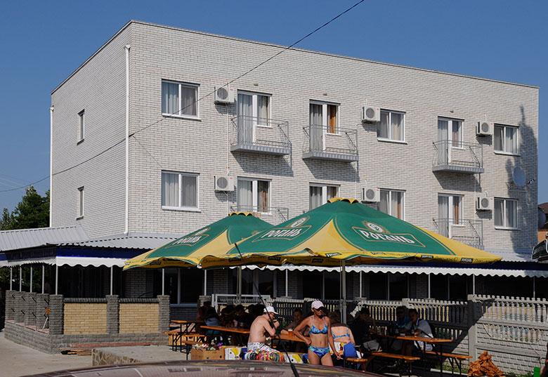 Отель «Набережный»