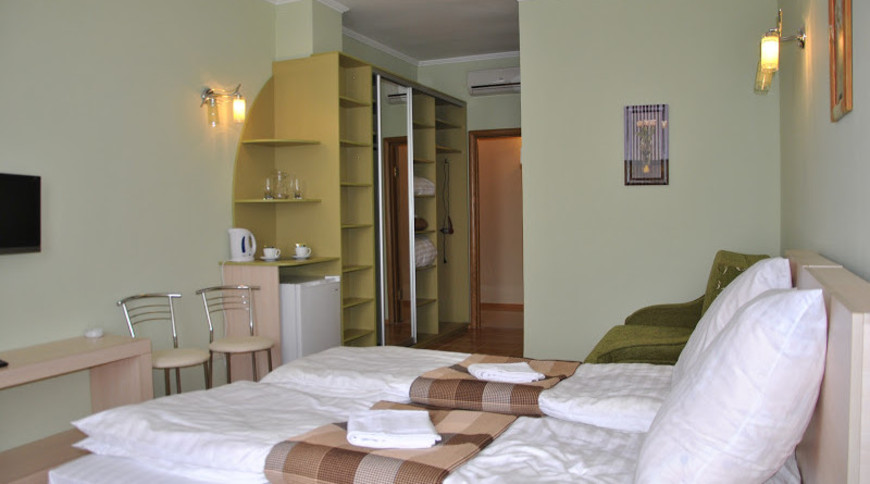 Гостиница «Аквариус»