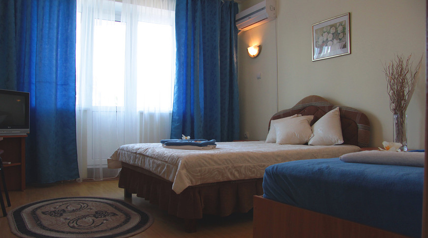 Отель «Берёзка»