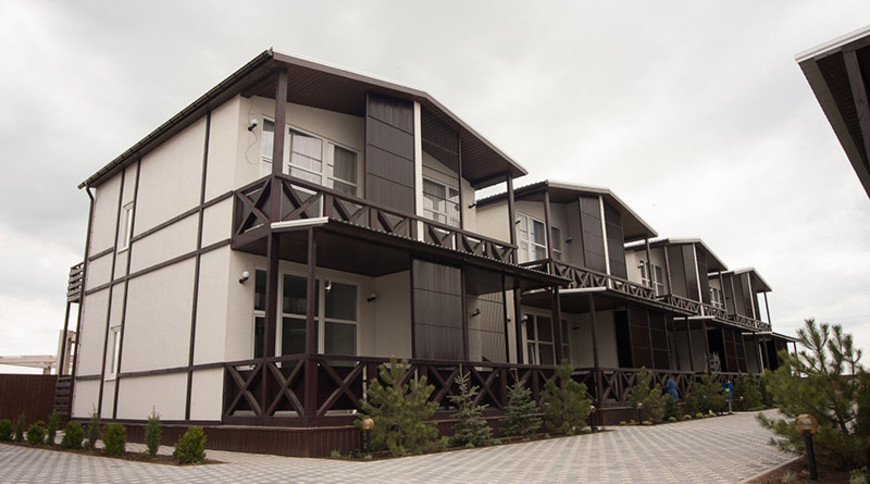 База отдыха «Azov le Chalet»