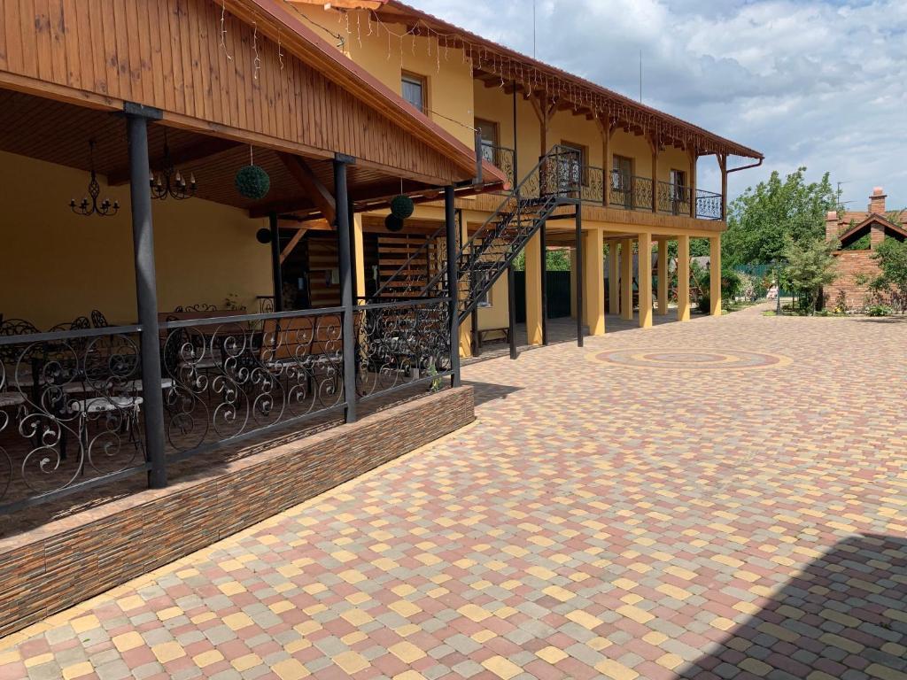 Мини-отель «Вилла Виктория»
