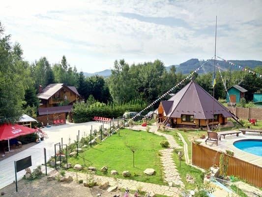 Гостинный двор «Forest Camp»