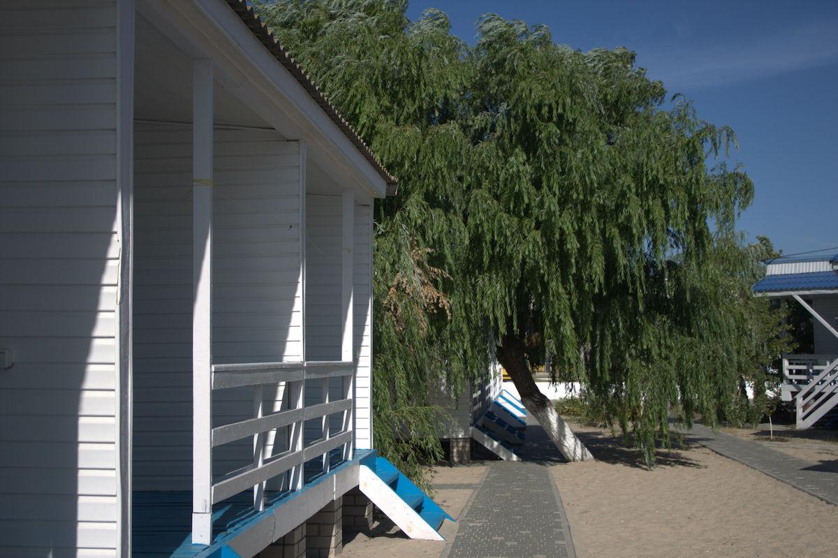 Пляжный курортный комплекс «Каса-Бланка»