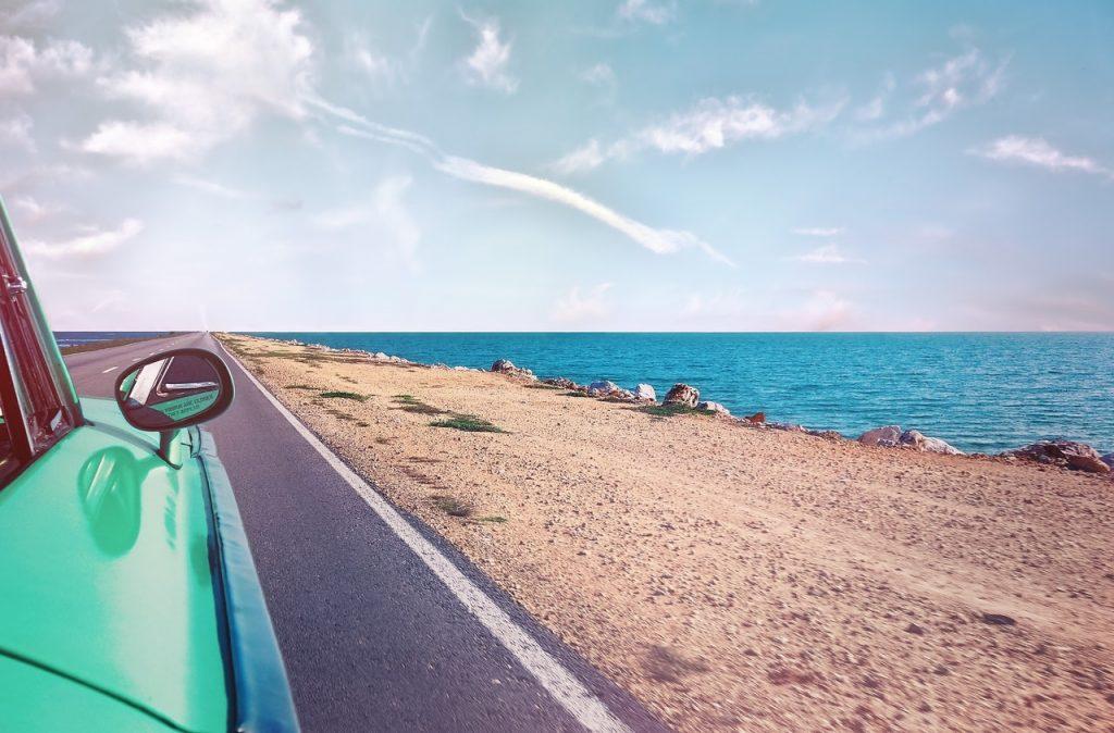 Куда поехать на Азовское море на машине