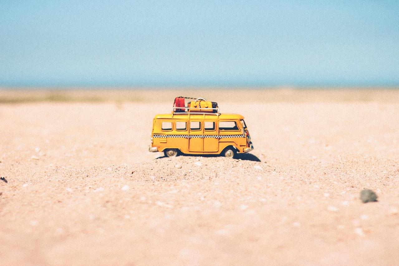 Как лучше доехать к морю на автобусе