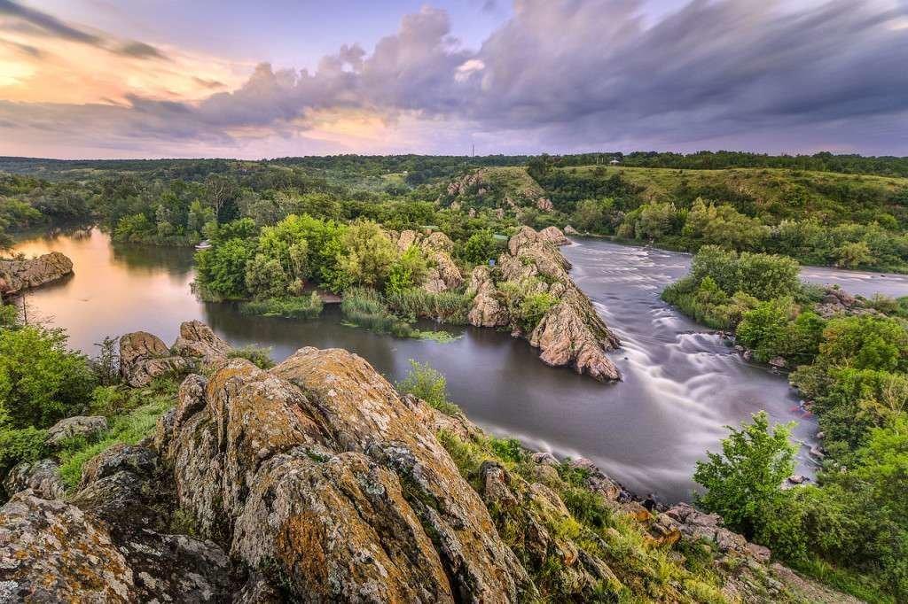 Не морские курорты Украины — ТОП-5 мест для отдыха
