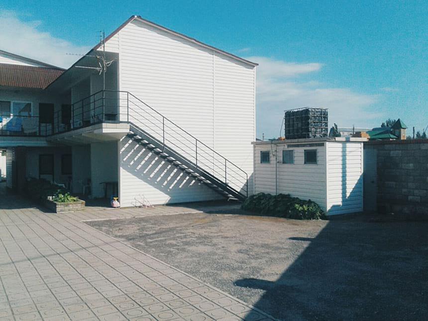 Частный дом «Безуха 110»