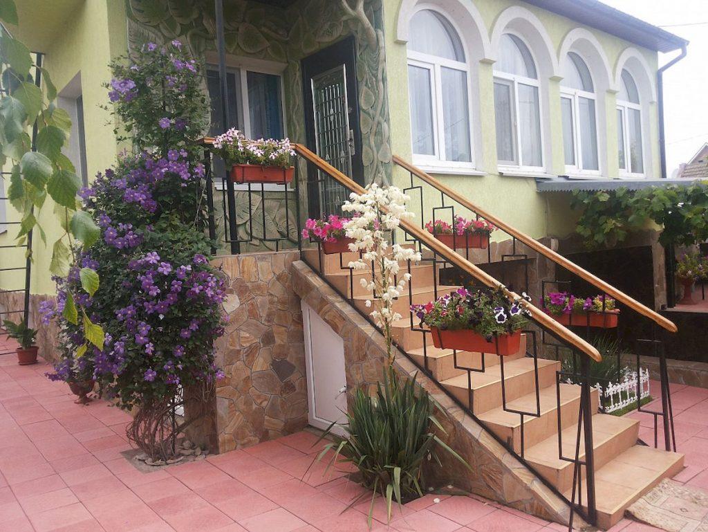 Частный дом «Приморская 14а»