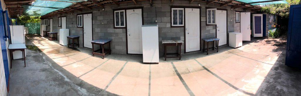Частный дом «Курортная 22»