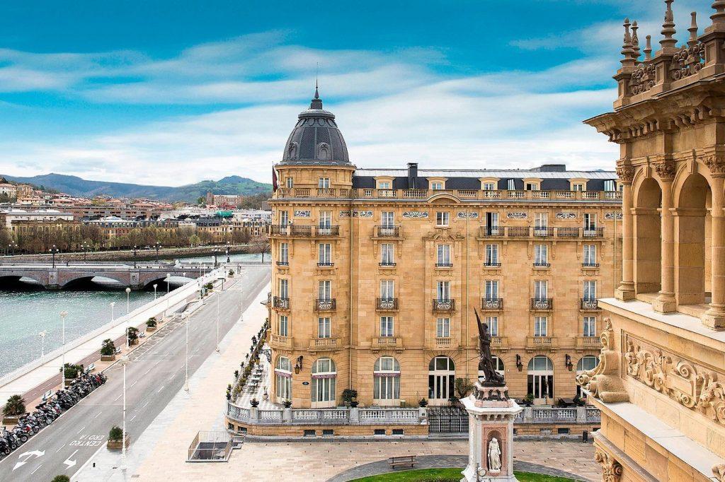 Отели Сан-Себастьяна