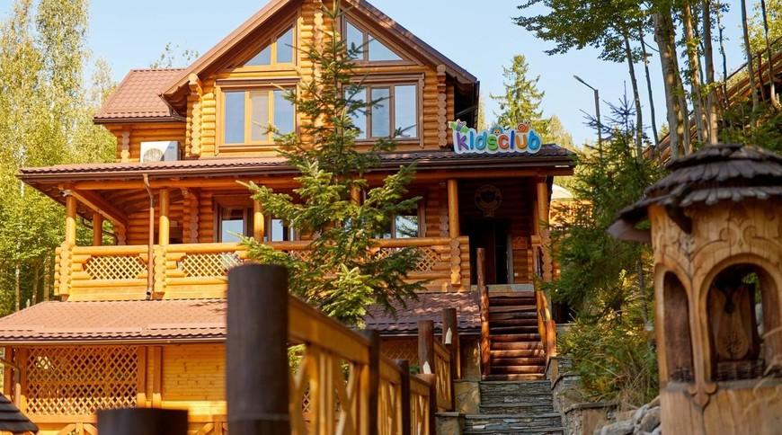 Отель «Ведмежа Гора»