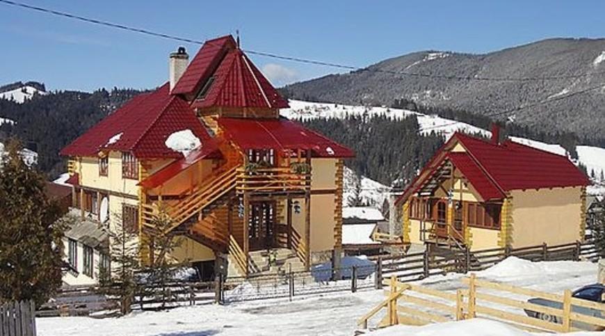 Мини-отель «Карпатська Вишиванка»