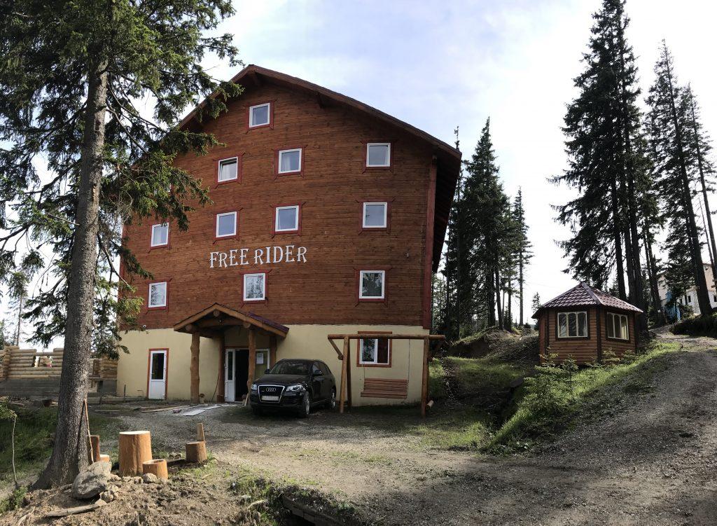 Отель «Freerider»