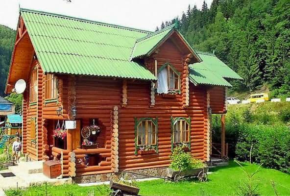 Частный дом «Лесная сказка»