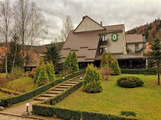 Отель «Yaremche Club Hotel»