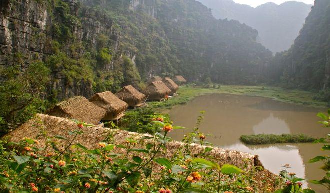 Глемпінг у В'єтнамі