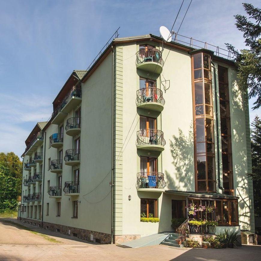 Отель «Зеленый Бор»