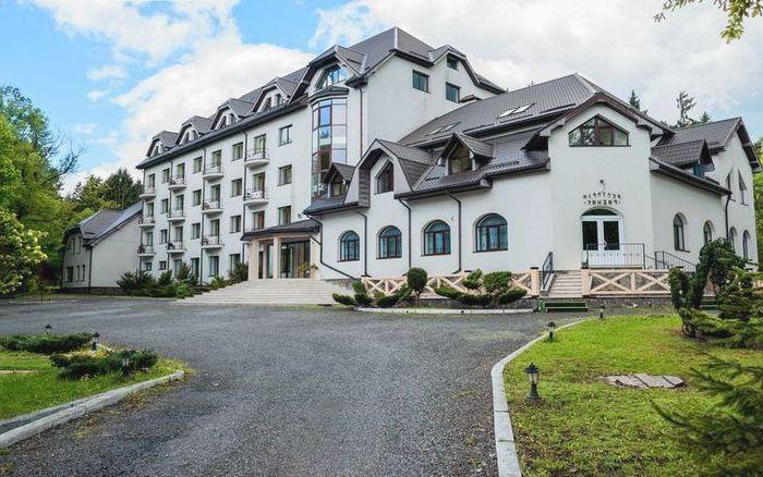 Отель «Solotvyno Resort»