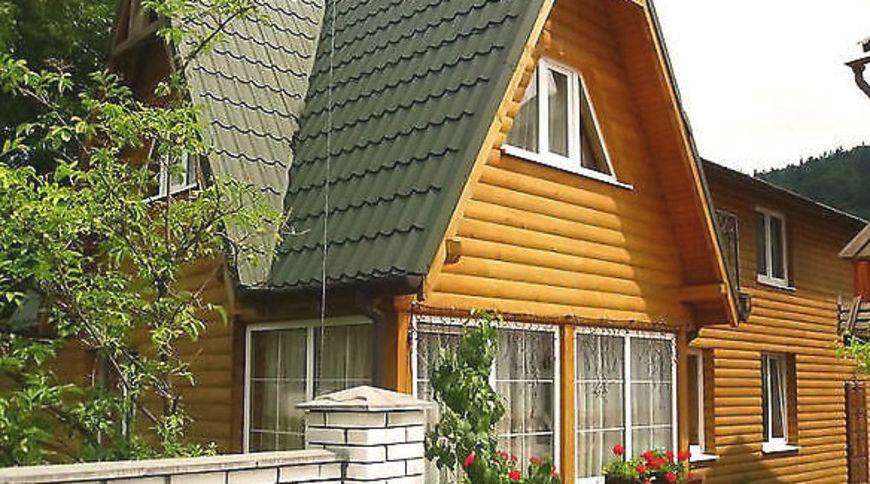 Частный дом «Зима-лето»
