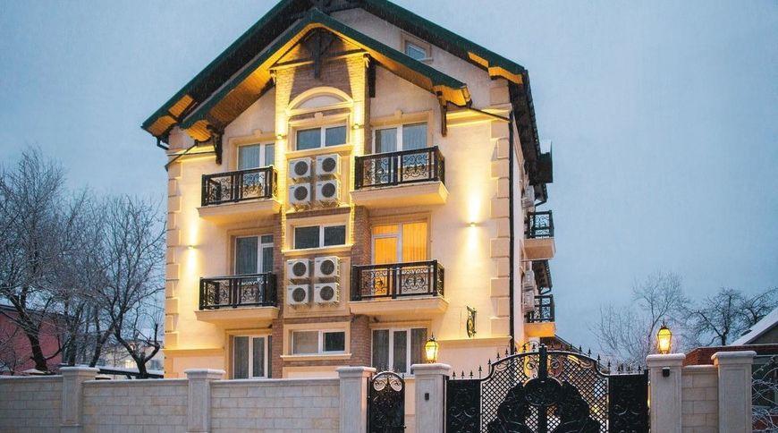 Отель «Galant»